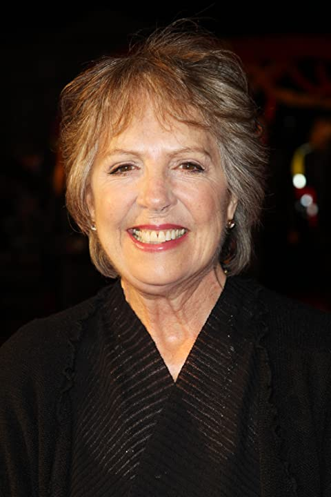 Penelope Wilton at The Best Exotic Marigold Hotel (2011)