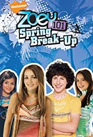 Zoey 101: Spring Break-Up Poster