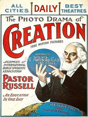 دانلود The Photo-Drama of Creation