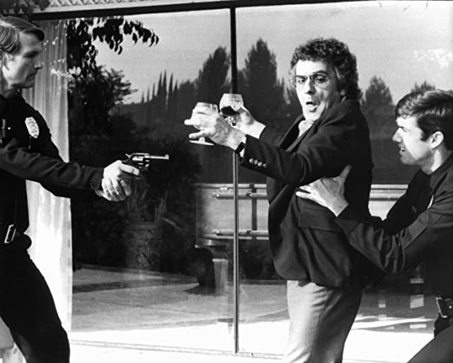 Dudley Moore and William Lucking in 10 (1979)
