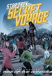 Star Trek Secret Voyage: Rise of the Gongdea Poster