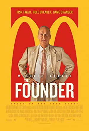 Hambre de poder | The Founder - 2016