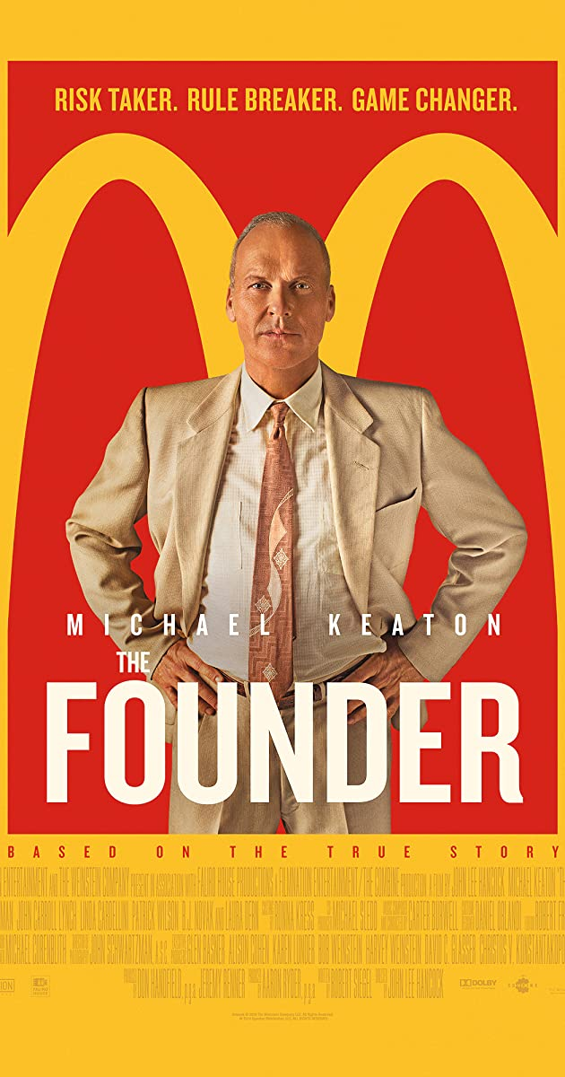 The Founder 2016 BRRip