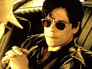Academy Award Winner for Best Actor: Benicio Del Toro in 'Traffic' (2000)