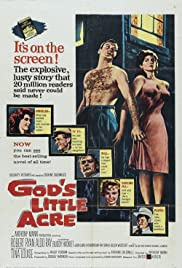 God's Little Acre Poster