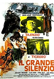 The Great Silence (1968) Poster - Movie Forum, Cast, Reviews