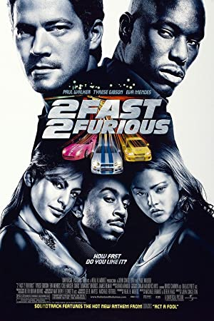 2 Fast 2 Furious (2003) Download on Vidmate
