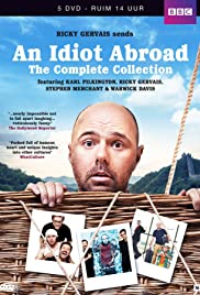An Idiot Abroad Poster - TV Show Forum, Cast, Reviews