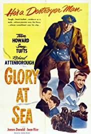 Glory at Sea (1952) Poster - Movie Forum, Cast, Reviews