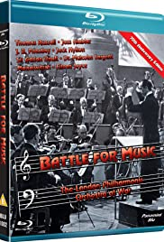 Battle for Music Poster