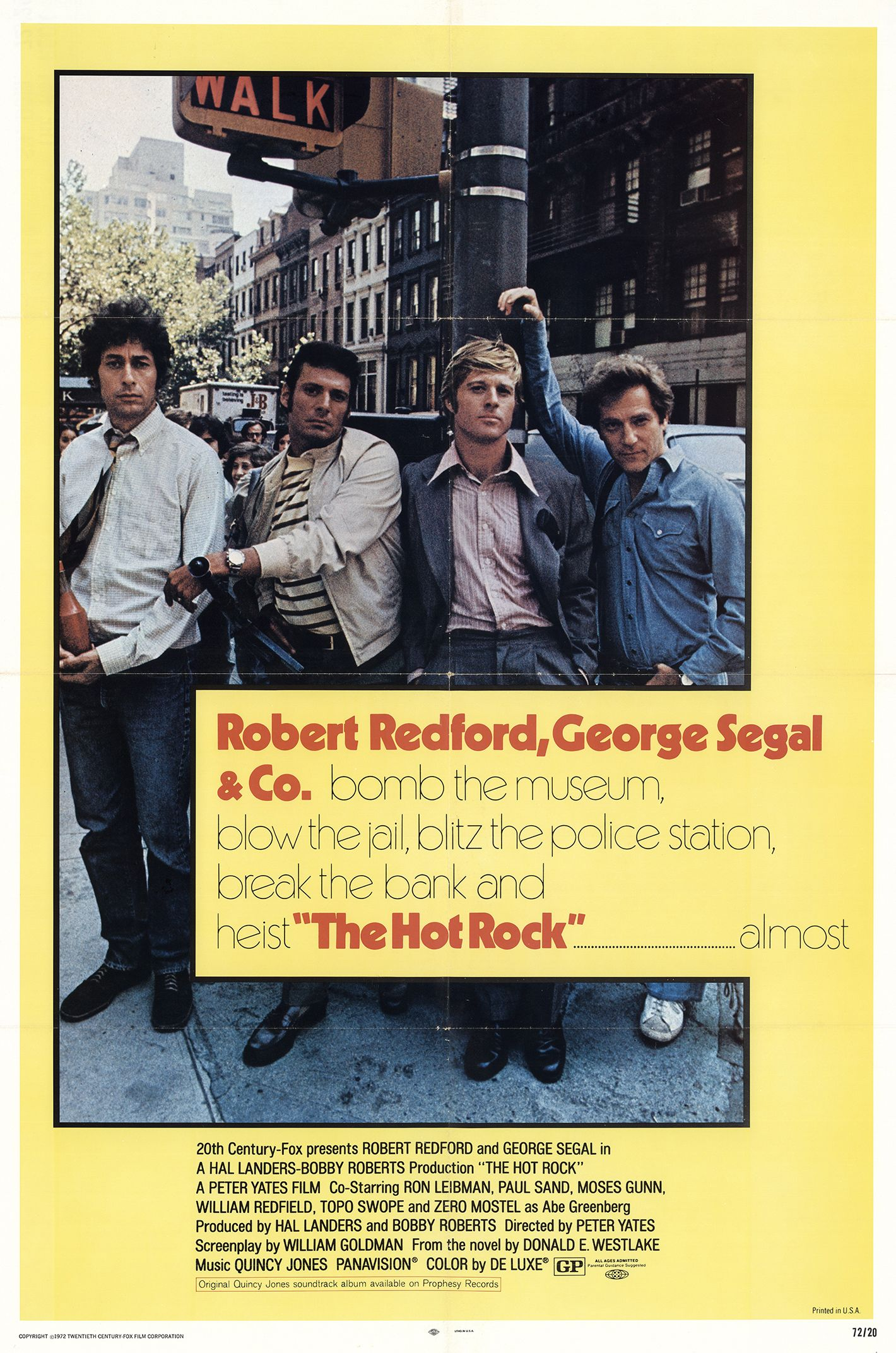 The Hot Rock Watch Full Movie Free Online