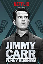 Jimmy Carr: Funny Business Subtitrat in Romana