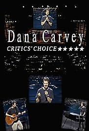 Dana Carvey: Critics' Choice(1995) Poster - TV Show Forum, Cast, Reviews