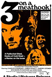 Three on a Meathook (1972) Poster - Movie Forum, Cast, Reviews