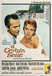 A Certain Smile(1958) Poster - Movie Forum, Cast, Reviews