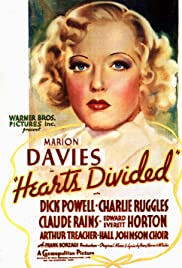 Hearts Divided (1936) Poster - Movie Forum, Cast, Reviews