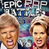 Kim Gatewood and Epic Lloyd in Epic Rap Battles of History (2010)