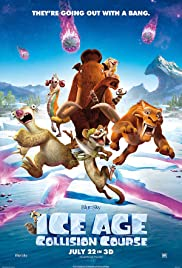 Ice Age: Collision Course(2016) Poster - Movie Forum, Cast, Reviews