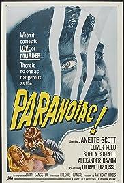 Paranoiac(1963) Poster - Movie Forum, Cast, Reviews
