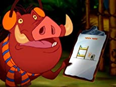Wild About Safety With Timon And Pumbaa: Safety Smart At Home!
