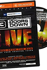3 Doors Down: Away from the Sun Poster