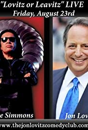 Lovitz or Leavitz with Gene Simmons Poster