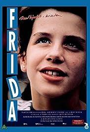 Frida - med hjertet i hånden Poster