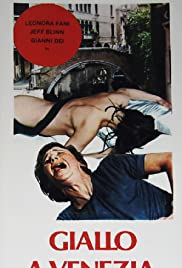 Giallo a Venezia (1979) Poster - Movie Forum, Cast, Reviews