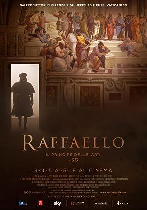 Raffaello: Il Principe delle Arti - in 3D Poster