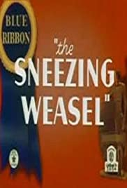 The Sneezing Weasel Poster