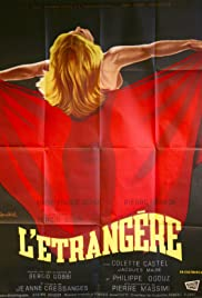 Sin with a Stranger Poster