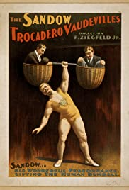 Sandow, No. 1 Poster