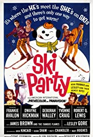 Ski Party (1965) Poster - Movie Forum, Cast, Reviews