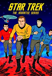 Star Trek: The Animated Series Poster