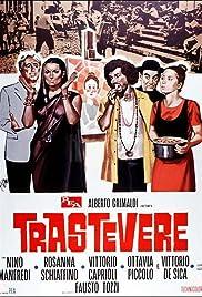 Trastevere Poster