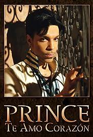 Prince: Te Amo Corazón Poster