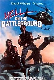Hell on the Battleground Poster
