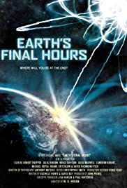 Earth's Final Hours Poster