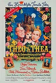 Theo en Thea en de ontmaskering van het tenenkaasimperium(1989) Poster - Movie Forum, Cast, Reviews