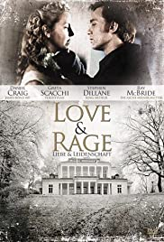 Love & Rage (1999) Poster - Movie Forum, Cast, Reviews
