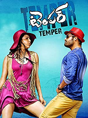 Temper (2015) 720p UNCUT HDRip Hindi