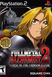 Fullmetal Alchemist 2: Curse of the Crimson Elixir Poster