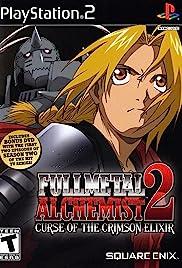 Fullmetal Alchemist 2: Curse of the Crimson Elixir Poster