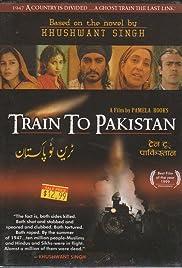 Train to Pakistan Poster