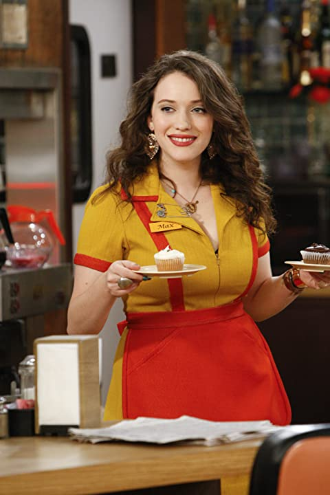 Kat Dennings in 2 Broke Girls (2011)