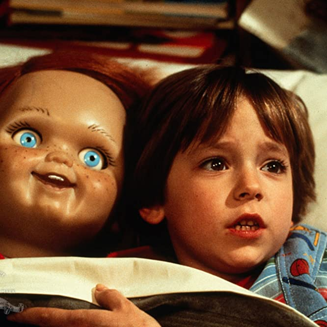 Alex Vincent in Child's Play (1988)