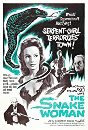 The Snake Woman(1961) Poster - Movie Forum, Cast, Reviews