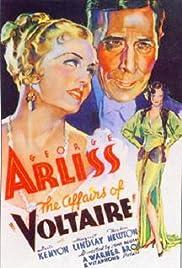 Voltaire(1933) Poster - Movie Forum, Cast, Reviews