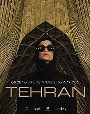Tehran (2020) poster