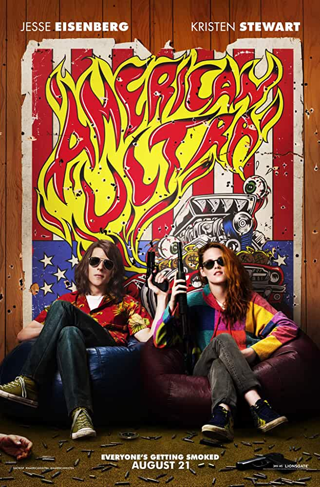 American Ultra 2015 Hindi Dual Audio 720p BluRay full movie watch online freee download at movies365.org